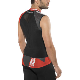 Compressport Trail Running V2 Tank Herren black